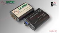 LWLDVI - DVI Video Fiber Converter Set