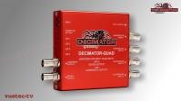 Decimator Decimator Quad - 4x SDI zu SDI und analog