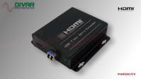 LWLHDMI - HDMI 4K Video Fiber Converter Set
