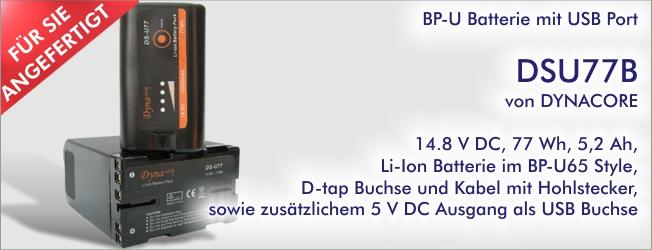 BP-U Batterie