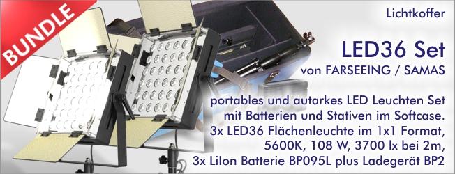 LED Bundle Licht