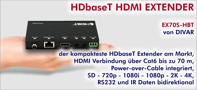 HDbaseT Extender