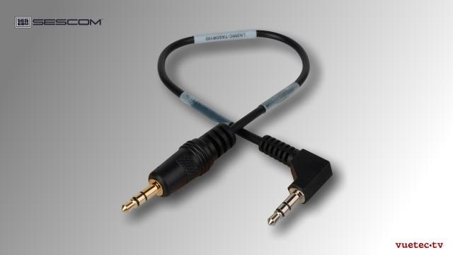 DSLR Adapter - LN2MICTASDR100 - TRS 3,5 mm zu TRS 3,5 mm mit 35 dB Dämpfung