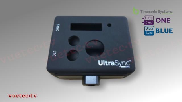 """UltraSync ONE Silicone Case mit 1/4"""" Gewinde"""