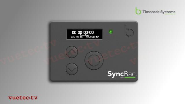 SyncBac PRO - Timecode für GoPro Hero