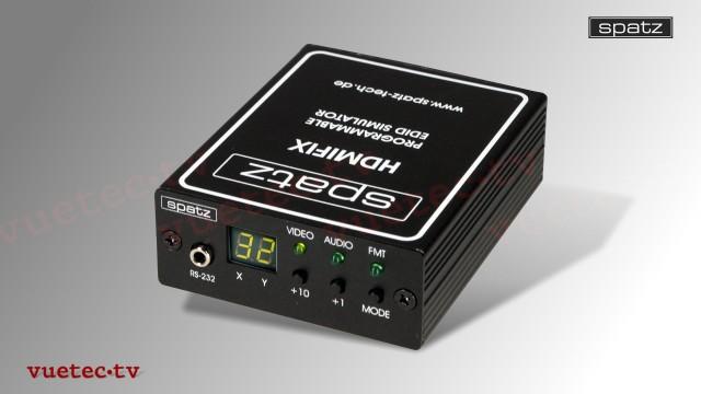 HDMIFIX - EDID Simulator für HDMI Quellen