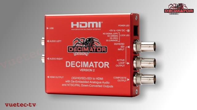 Decimator Decimator2