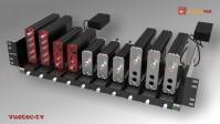 ez-RACK 19 Zoll Rack Mount für 10 Converter