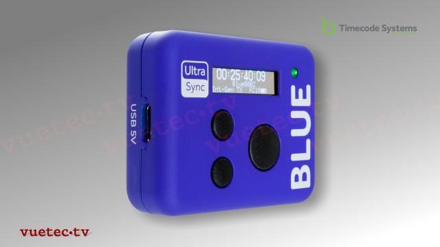 ultrasync BLUE - Timecode für Bluetooth Equipment