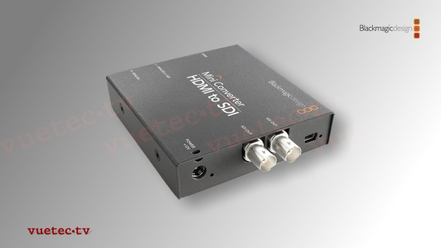 Blackmagic MiniConverter HDMI zu SDI