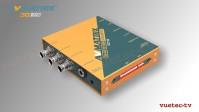 Mini Konverter SC1120 - SDI zu HDMI + AV Scaling Conveter
