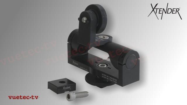 XTENDER® Gelenkhalterung mit Mount für Monitore, Recorder, etc.