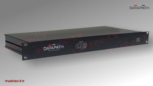 Datapath 1x8 DVI Distribution Amplifier