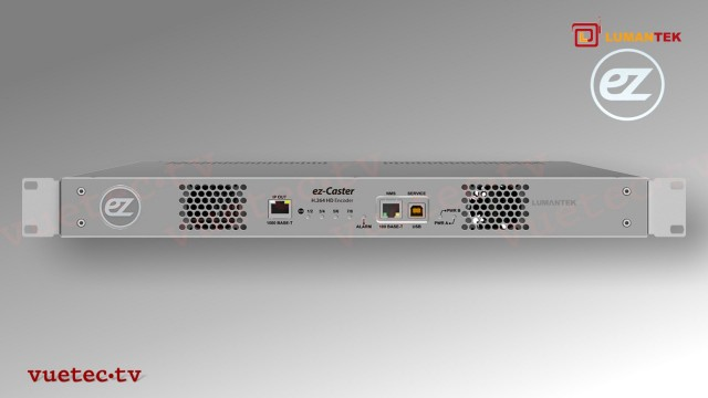 ez-Caster EN8 8-Channel H.264 Video-IP Encoder