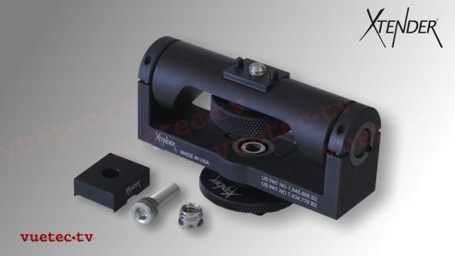 XTENDER® Gelenkhalterung für ATOMOS NINJA V Recorder/Monitore mit HotShoe Mount
