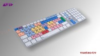 Avid Media Composer Keyboard Mac (German)