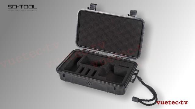 Schutzkoffer für GoPro Kamera und Zubehör - SmartCase GA150