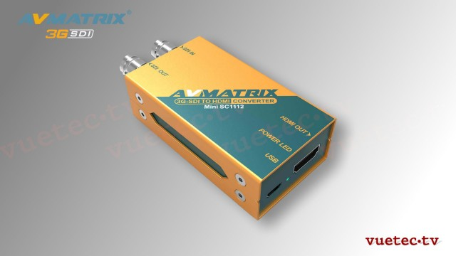 Micro Konverter SC1112 - SDI zu HDMI