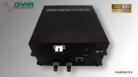 LWL3GSDID - 3GSDI Video + Daten Fiber Converter Set