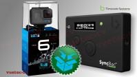 SyncBac PRO + GoPro Hero6 black Bundle